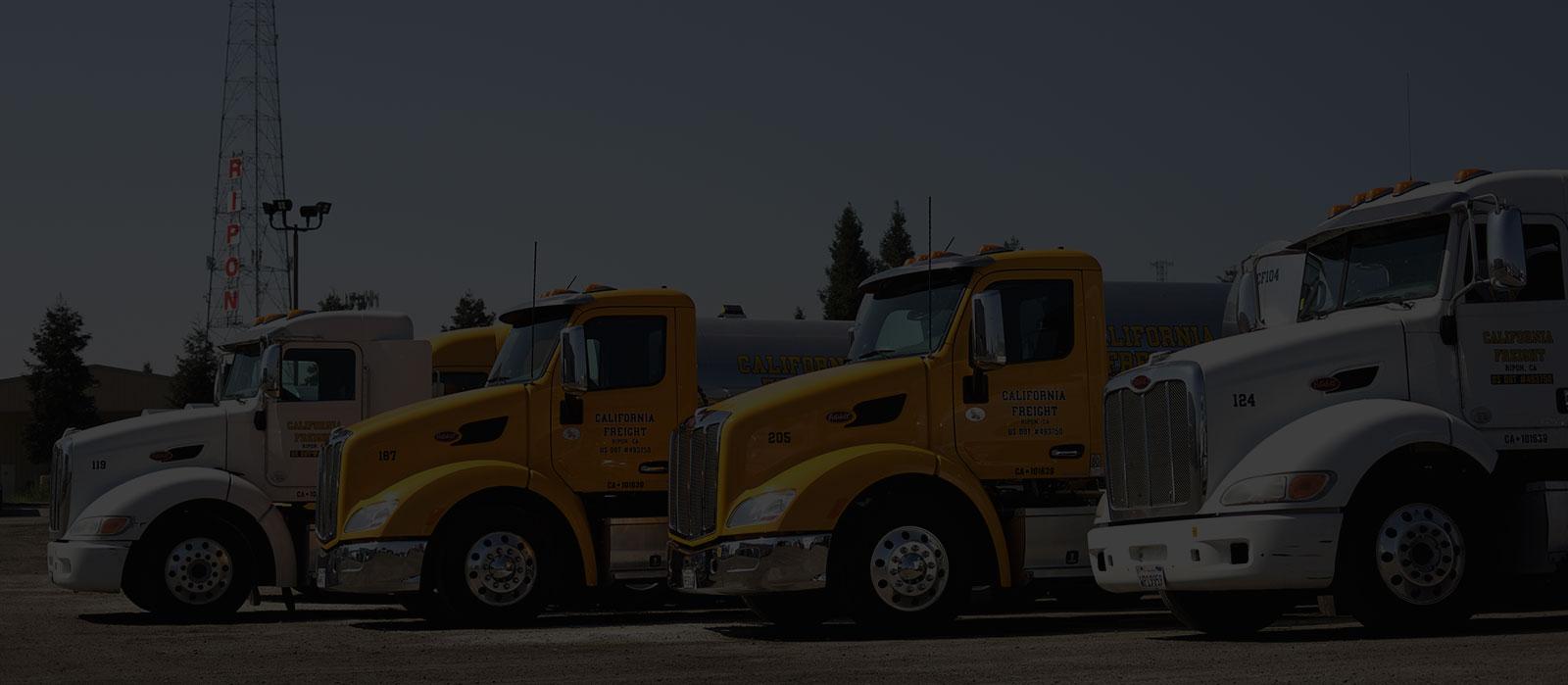 California Freight